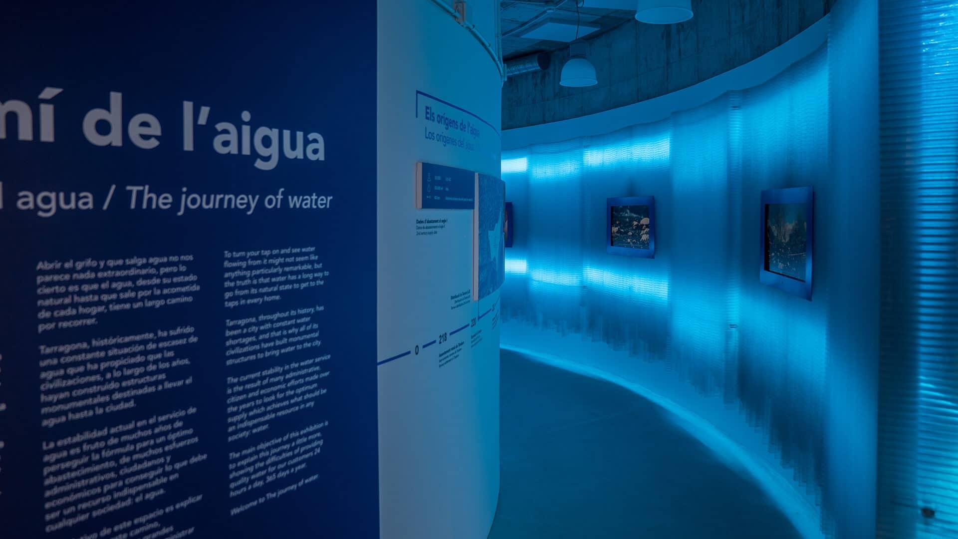 Grabación de vídeo, animación e interiorismo para EMATSA Tarragona
