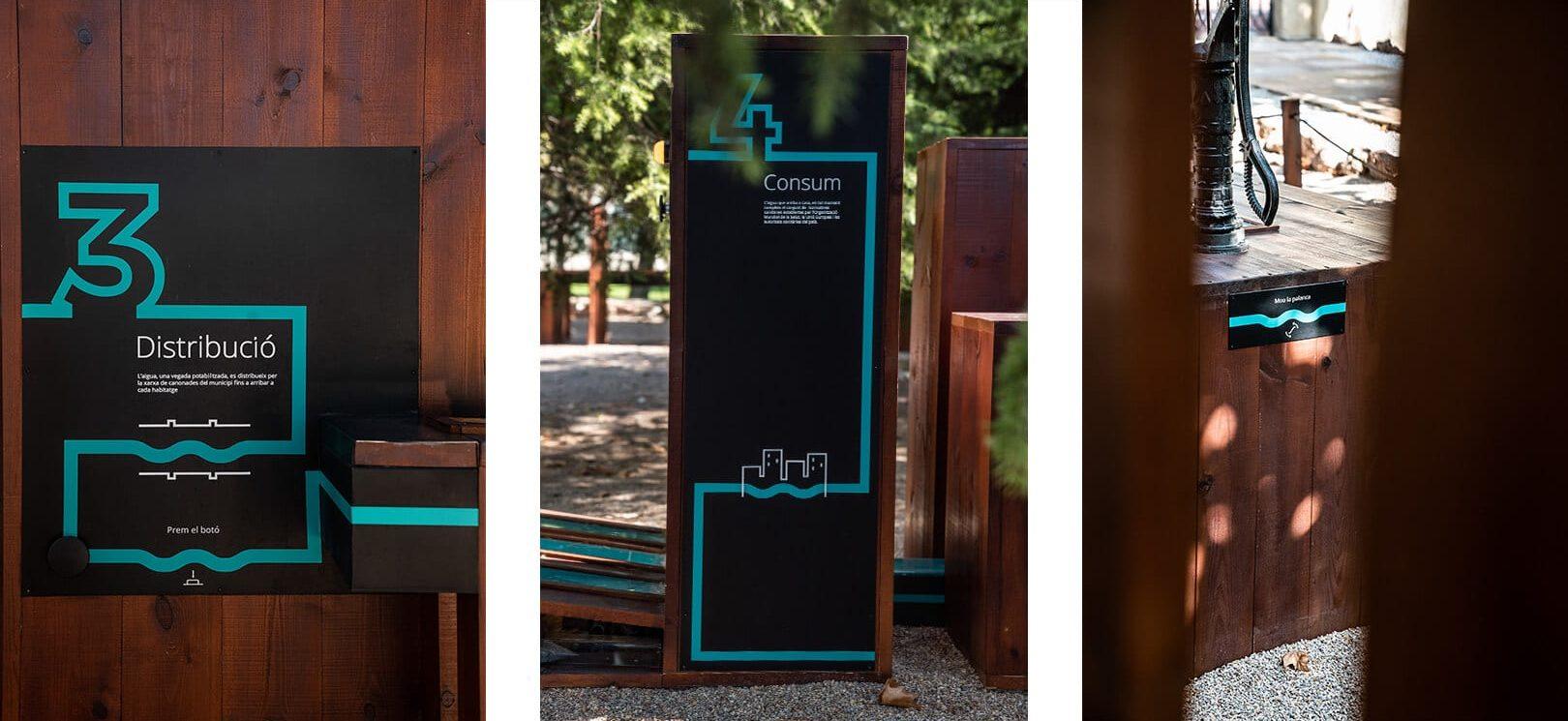 Diseño gráfico para parque infantil en Tarragona