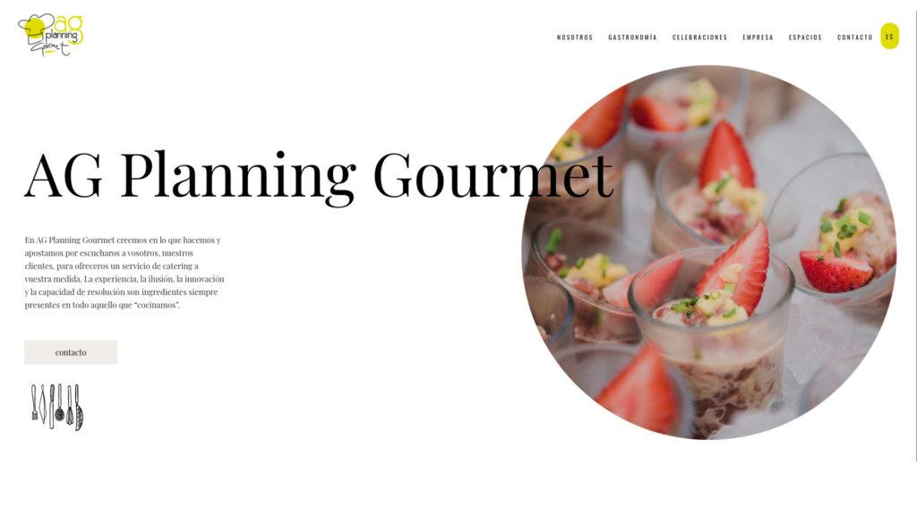 Página web en Tarragona