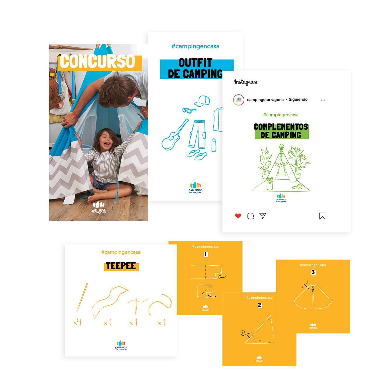Ilustración para Publicidad en Tarragona