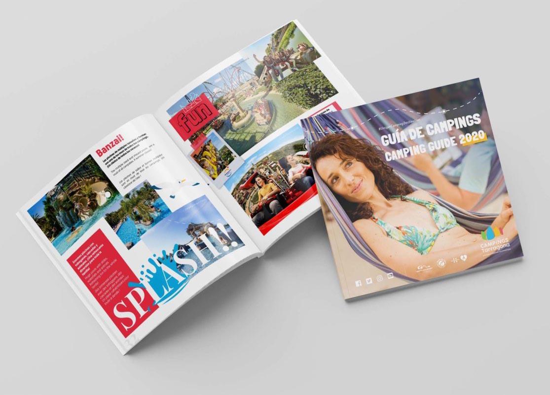 Diseño Editorial para empresas en Tarragona