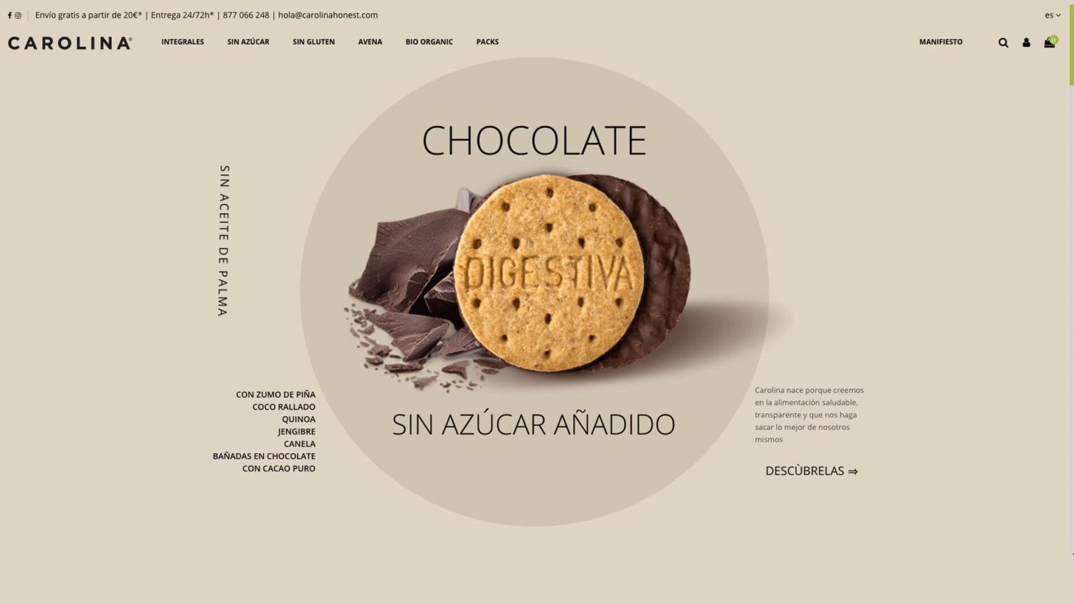 Diseño de tienda online en Tarragona