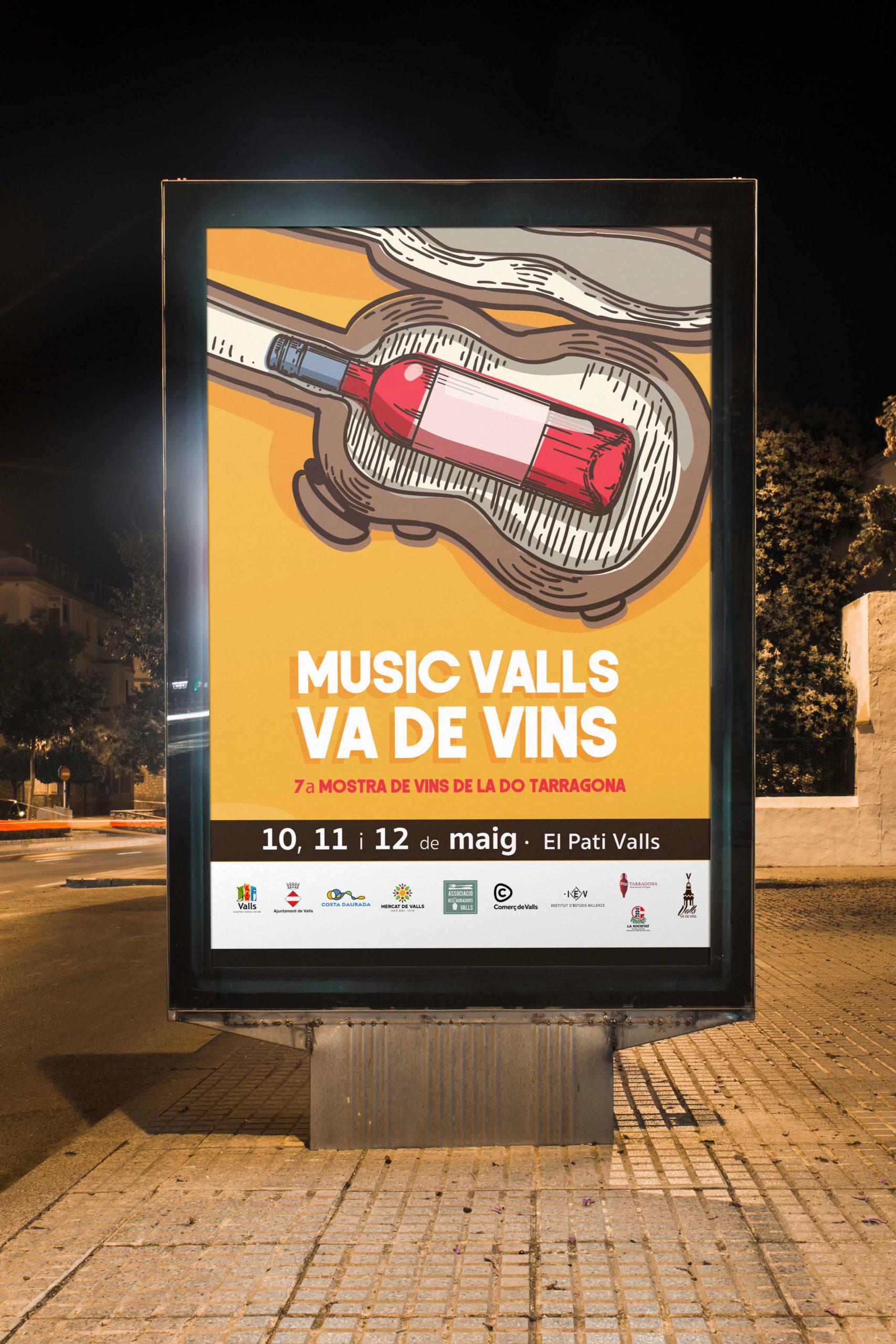 diseño de cartel en Tarragona