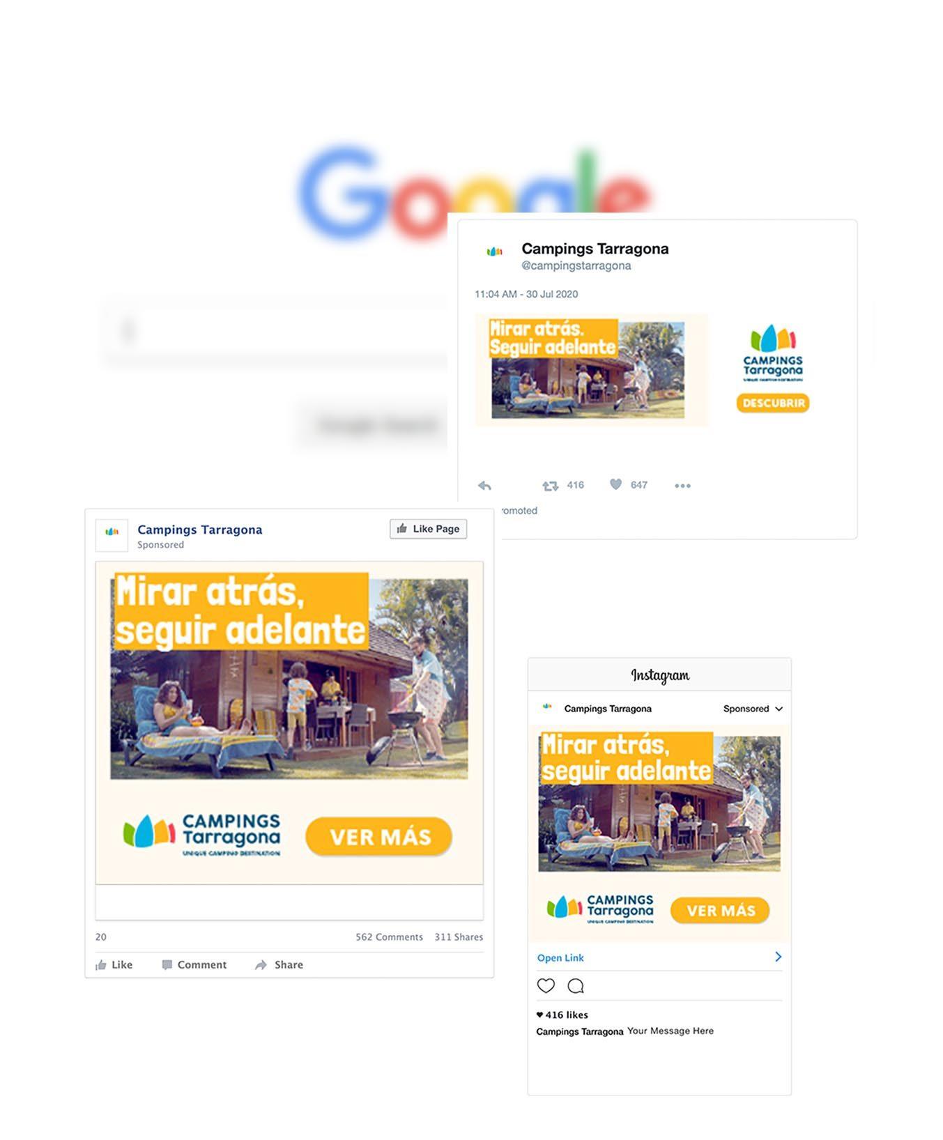 Servicio de campañas de Google Ads en Tarragona