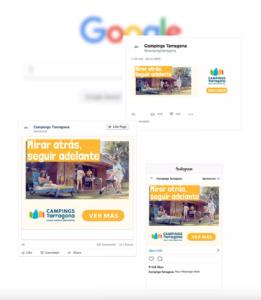 Servicio de campañas de Google Ads
