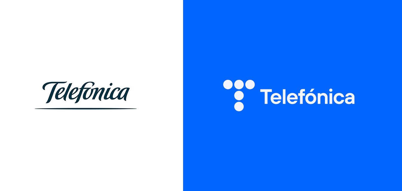 telefónica rebranding   Olalon