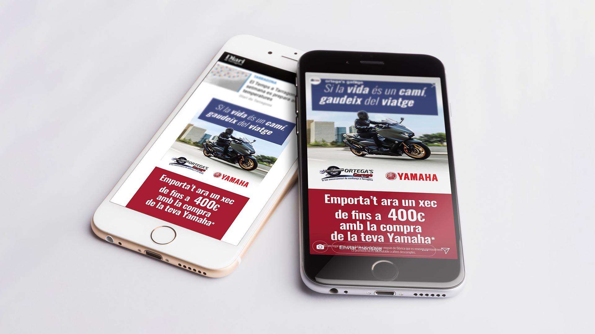 Campaña de Marketing Online y Publicidad en Autobuses en Tarragona